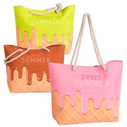 BOLSO PLAYA SWEET SUMMER 3/C 51 X 16 X 36 CM